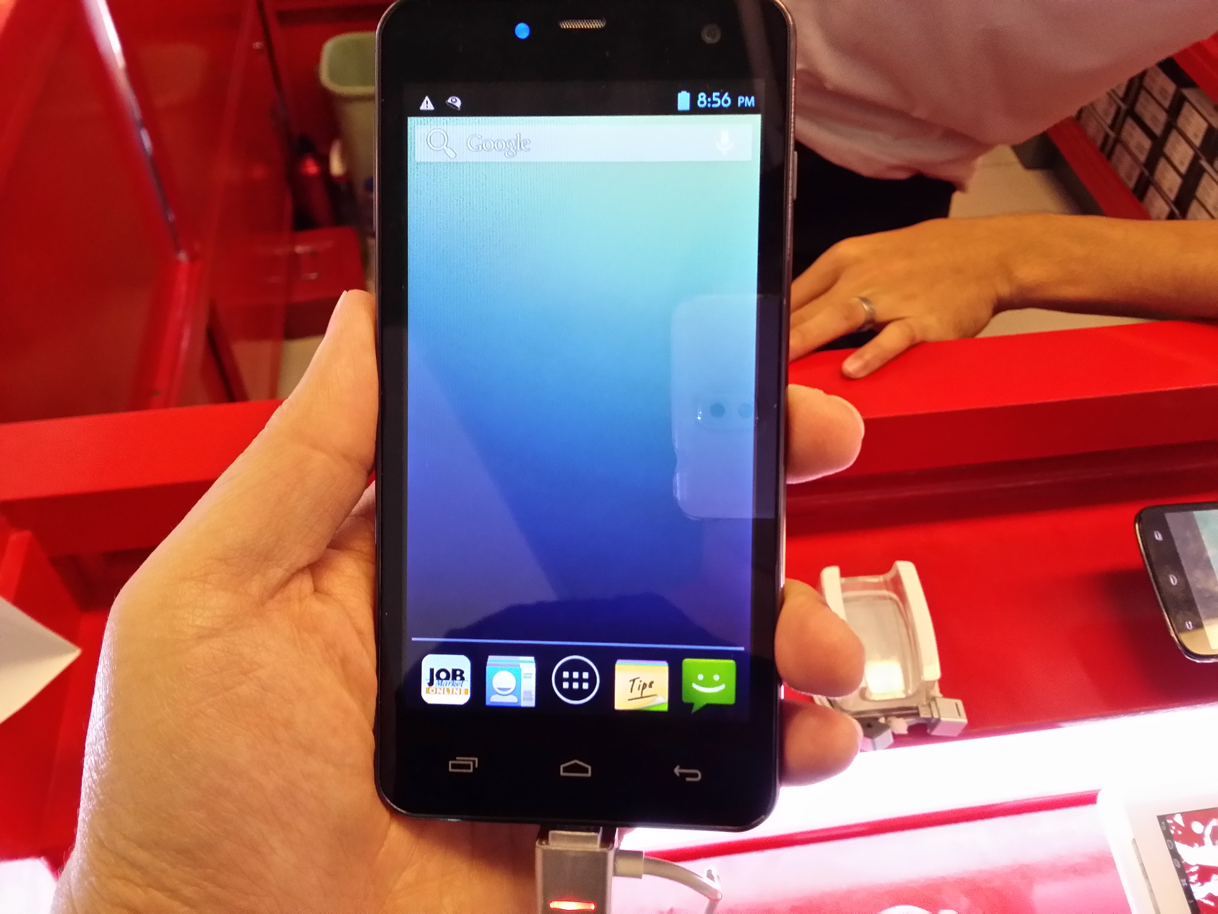 Starmobile Diamond D1 Hands On and Initial Impressions | FILIPINO ...