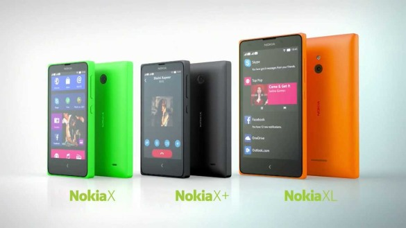 NokiaXseries