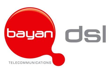 BayanDSL Logo