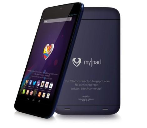 MyPhone-MyPad-4-Specs