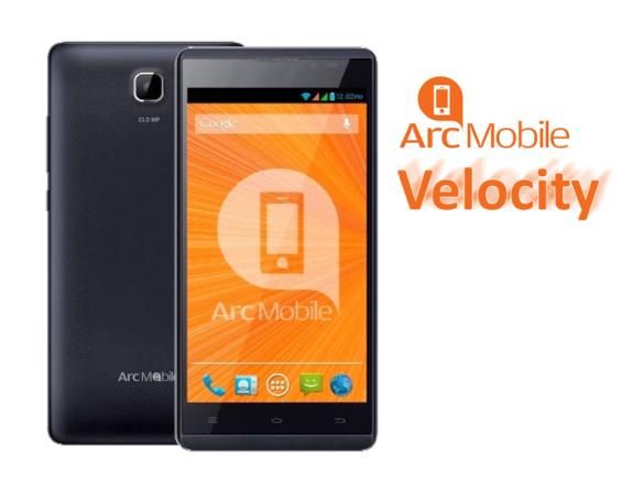 ArcMobile-Velocity