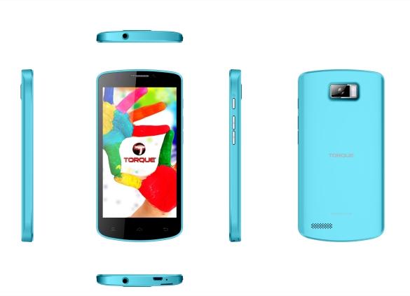 DROIDZ Punch LTE Blue 6399